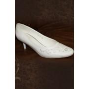 Туфли свадебные женские фото