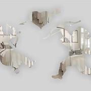 Декоративное Зеркало Lacky Mirror Ангелочки фото