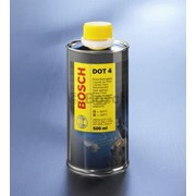 Тормозная жидкость BOSCH DOT 4