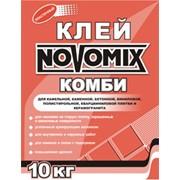 Клей для плитки Novomix Комби фото