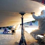 Ремонт лодок и катеров фото