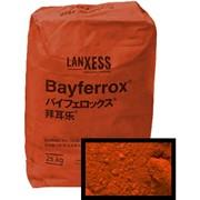 Красный пигмент железоокисный Байферрокс 110 фото