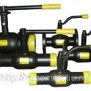 Краны шаровые Broen Ballomax Ду 10-1400, сталь фото