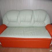 Обивка мягкой мебели кожей фото
