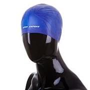 Шапочка для плавания Alpha Caprice SCB синий фото
