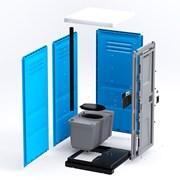 Туалетная кабина фото