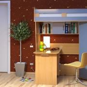 Детские комнаты, дизайн, дерево, ПВХ, МДФ, под заказ, Киев фото