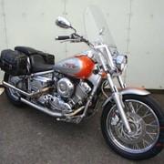 Мотоцикл чоппер No. B5848 Yamaha DRAGSTAR 400 фото
