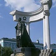 Колонны, Арки из натурального (природного) камня, Статуи, Скульптуры из мрамора фото