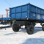 Прицеп тракторный самосвальный 2 ПТС-4,5
