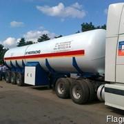 Полуприцеп-газовоз Ппцт-45 фото