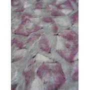 Жаккардовый мех для верхней одежды ЖНО 4-405 Т3 фото