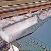 Плита безбалластного мостового полотна из сталефибробетона П1-180 фото