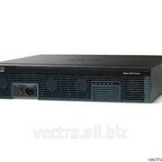 Маршрутизатор Cisco 2921 UC Sec. Bundle, PVDM3-32, UC and SEC Lic P (C2921-VSEC/K9) фото