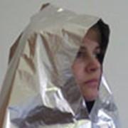 Защитная теплоотражающая накидка фото
