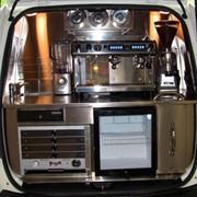 Переоборудование мобильной кофейни под ключ фото