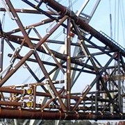 Конструкции стальные трубчатые фото