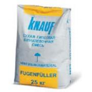 Клей для пазогребневых плит Кнауф - «Фугенфюллер»