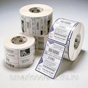 Самоклеящиеся этикетки Zebra Z Select 2000T: 880122-025 фото