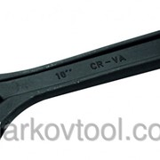 Ключ разводной - фосфатированый MASTERTOOL 76-0223 фото