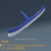Стандартная изогнутая щетка для стен, 18/45cm фото