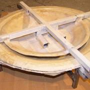 Формы для производства бетонных вазонов из стеклопластика, еврозаборы фото
