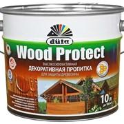 Пропитка для дерева Dufa Wood Protect фото