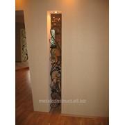 Декор интерьера из кованого железа (7) фото