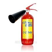 Огнетушитель углекислотный ОУ-2(v-3.5л., m.з.-2кг.) фото