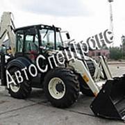 Трактор услуги фото