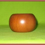 Ножка (сфера) для диванов и кресел из бука высота 60мм. диаметр 80мм.любых цветов и оттенков. фото
