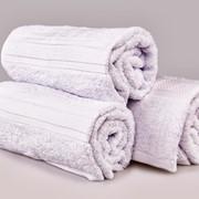 Полотенце банное Египет белое 70х140 см фото