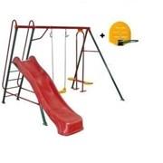 Качели детские Солнышко-5+ баскетбольное кольцо фото