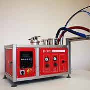 OSV Mini Dynamica - установка для смешивания и литья ПУ эластомеров, силиконов, эпоксидных смол и ПУ клеев фото