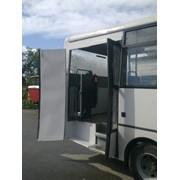 Переоборудование автобусов для перевозки инвалидов! фото