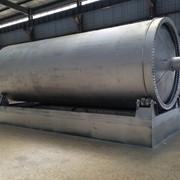 Пиролизная установка объем загрузки 12 тонн LL 2800-6600 фото