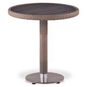 Плетеный стол Гавейн фото