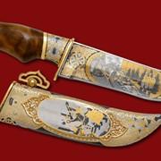 Нож Победители 450*165*43*5 фото