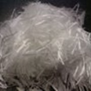 Фибра, фиброволокно для бетона фото