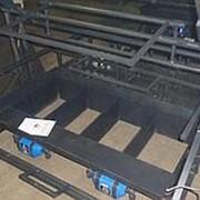 Станок для производства арболитовых блоков ВСА-4 фото