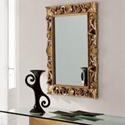 Оформление зеркал багет фото