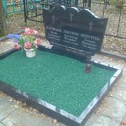 Услуги по благоустройству мест захоронения и уходу за могилами из качественных материалов, всегда посоветуем, что лучше или как лучше фото