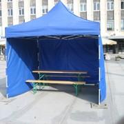 Лёгкая палатка Easy-up фото