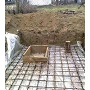Подготовка к строительству дома Крым фото