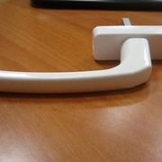 Ручка алюминиевая для ПВХ окон фото