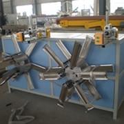 Экструзионные линии для производства однослойных гофрированных PVC трубок фото