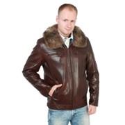 Куртки с натуральным и искусственным мехом фото