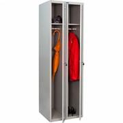 Шкафы для одежды металлические фото