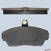 Колодка дискового тормоза фото