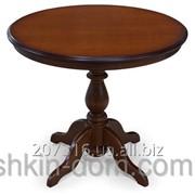 Стол обеденный Тироль из натурального дерева фото
